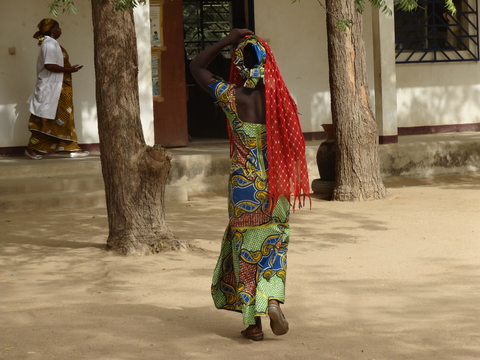 Saare tabitha, a refuge for adolescent girls looking for a new departure